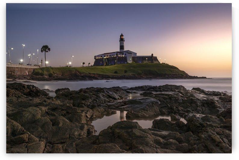 Barra Lighthouse  - Salvador-Brazil by Carol Assis
