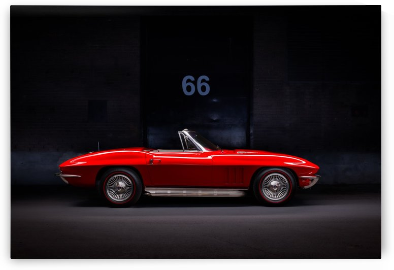 66 Vette Side_Edit Shadow 2 by Telly Goumas