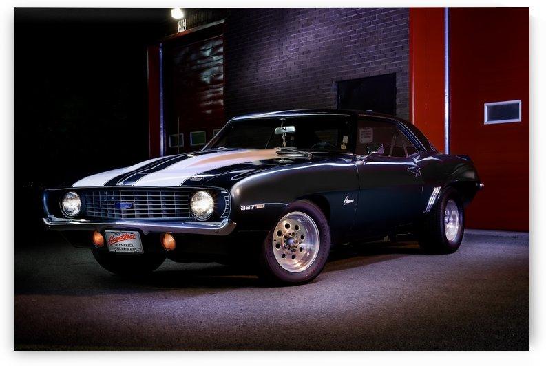 Camaro Front 2 by Telly Goumas
