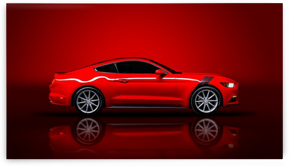 Mustang Studio 2 by Telly Goumas