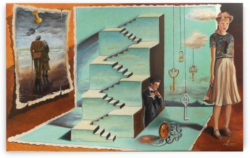 paper love by Adina Lupan