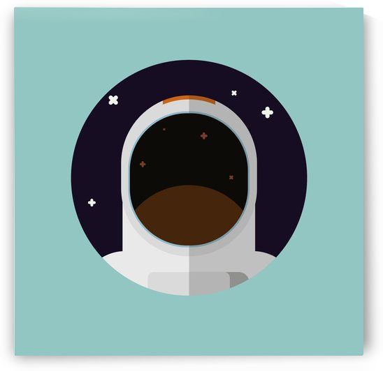 astronaut space astronomy universe by Shamudy