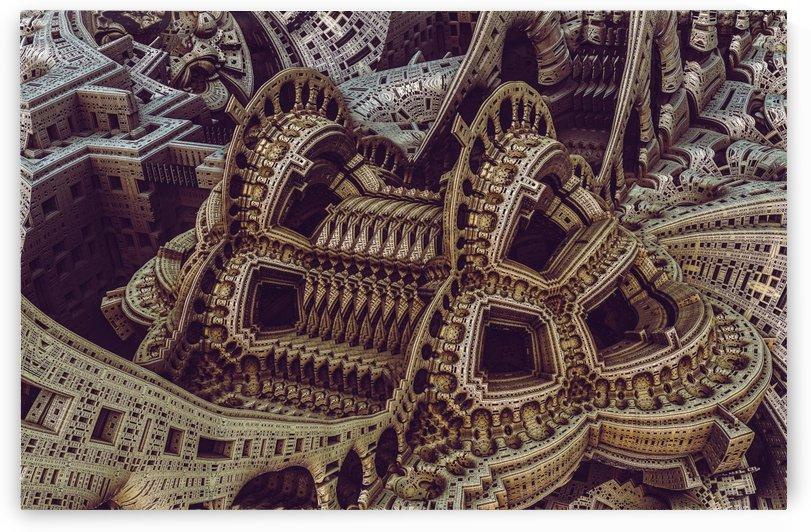 Maya incal  by Jean-Francois Dupuis