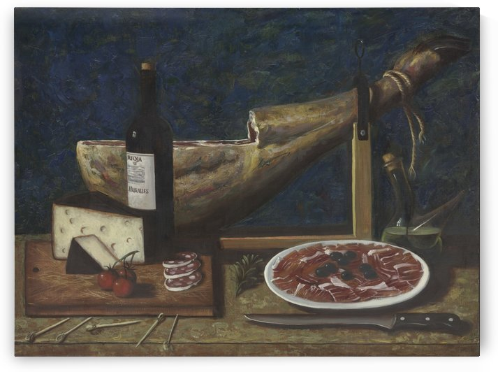 Jamon by Egalitarian Art Gallery