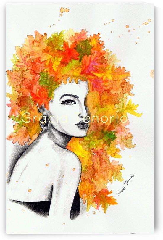 Maple beauty by Gracia Tenorio Art