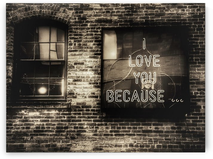 I Love You Because  by UrbanStreetBeats
