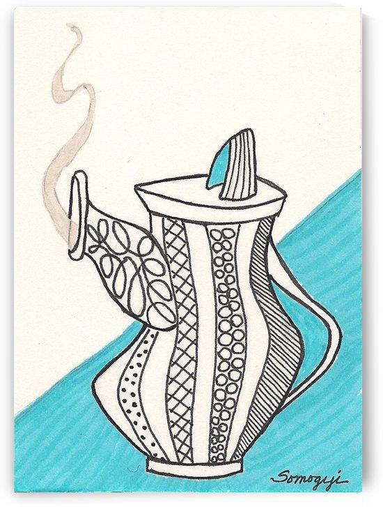 Tempestuous Teapot by Jayne Somogy