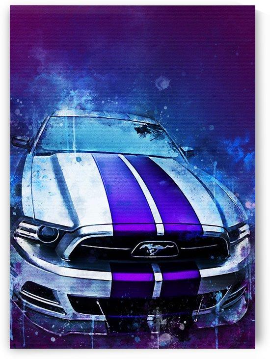 mmustang ungu 12 by BARACCA Studio