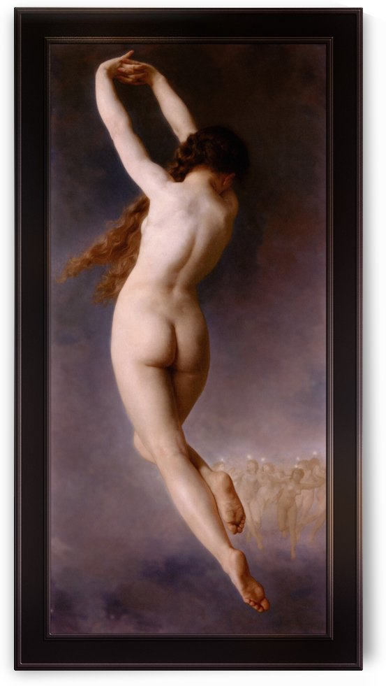 Letoile Lost by William-Adolphe Bouguereau by xzendor7