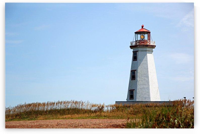 Lighthouse PEI by dbriyul
