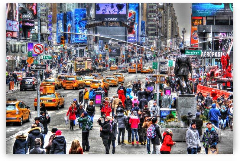 New York grunge by Denis Brien