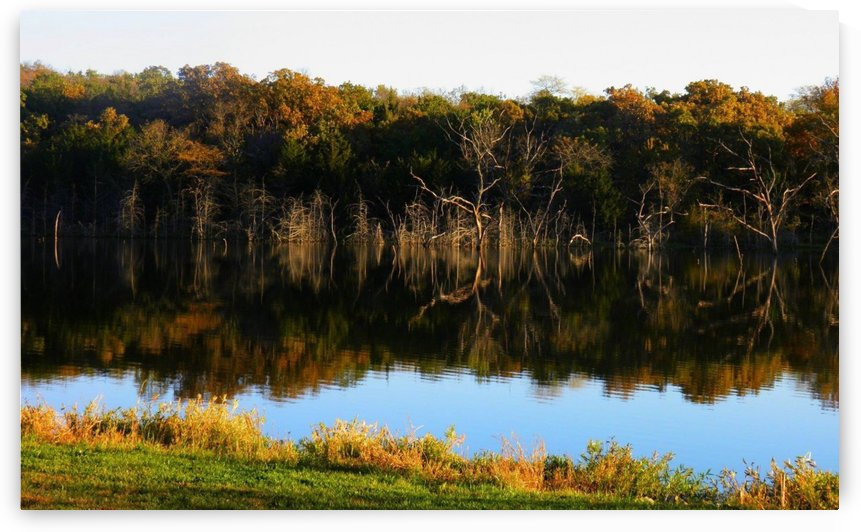 Fall Lake by Natures Alchemy Captured