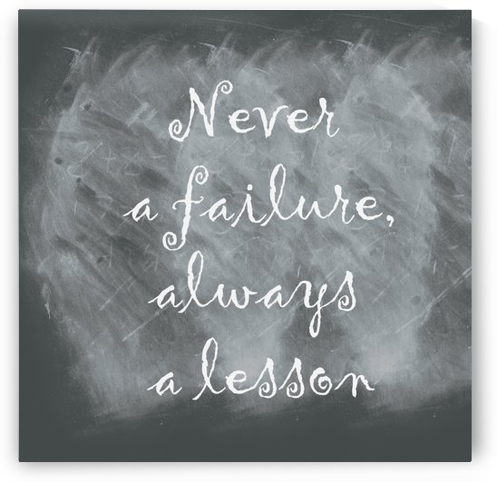 Never fail by Alex Pell