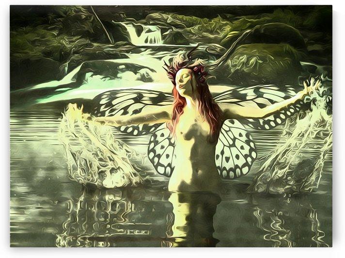 Arise Sweet Fairy by W Scott
