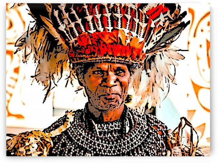 Tribal Chief by W Scott