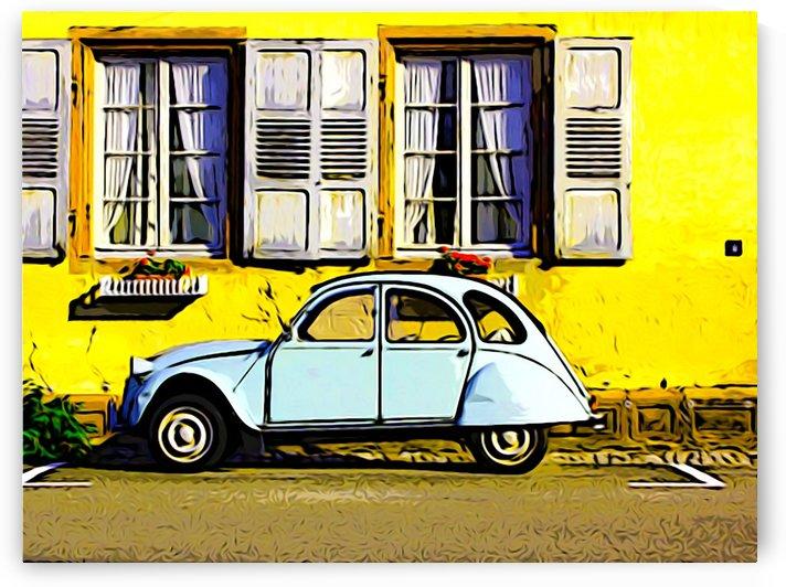 House Car by W Scott