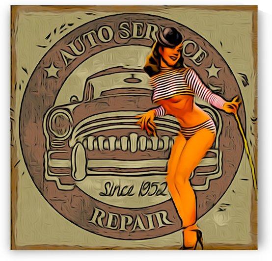 Auto Service by W Scott