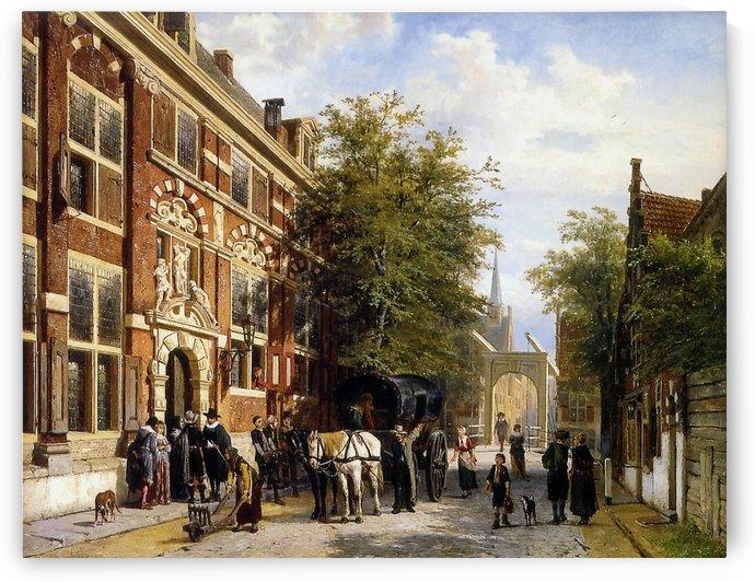 Cityview Hoorn by Cornelis Springer