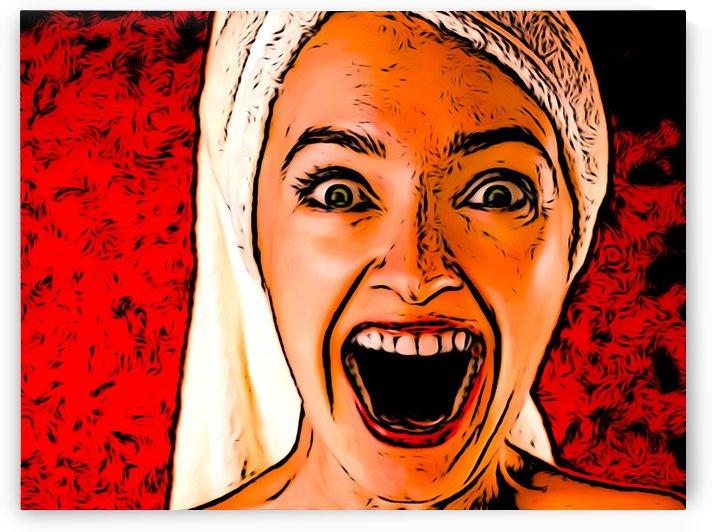 Scream by W Scott