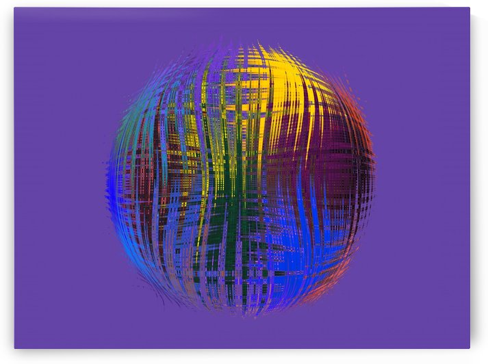 Modern art living room digital art artist Ron Malestein - 2 by Ron Malestein