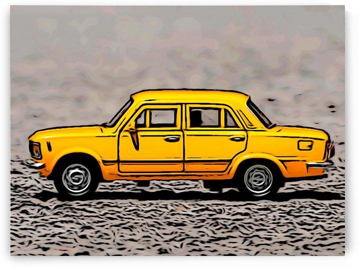 Toy Car by W Scott