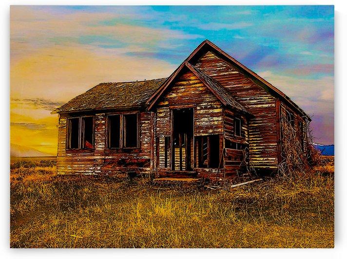 Farm House by W Scott