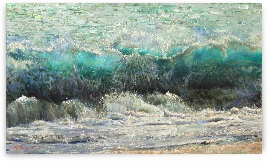 The_Wave by Egalitarian Art Gallery