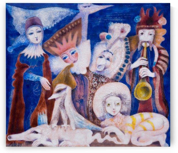 Joyful Moments by Zdenek Krejci