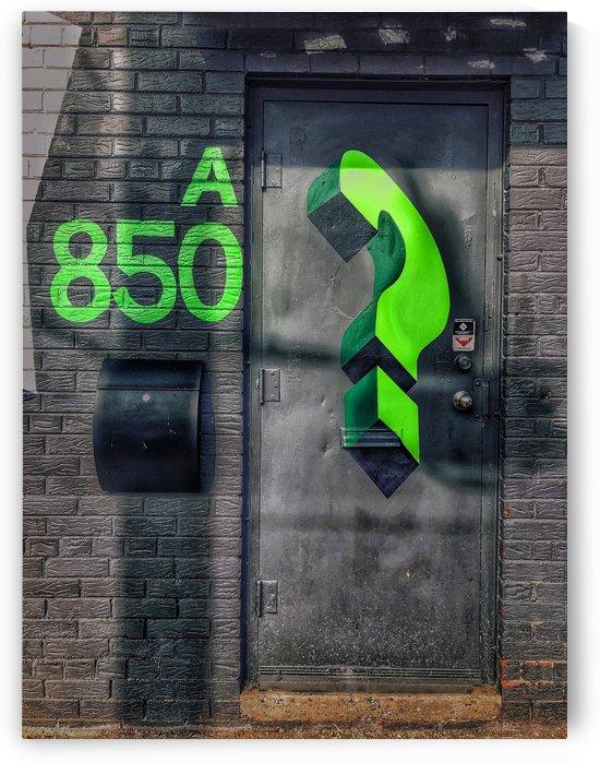 Mystery Door by UrbanStreetBeats