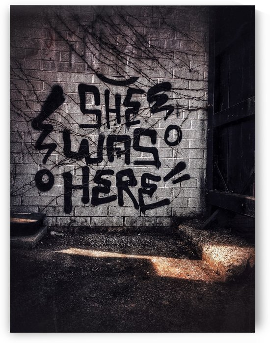 She was here... by UrbanStreetBeats