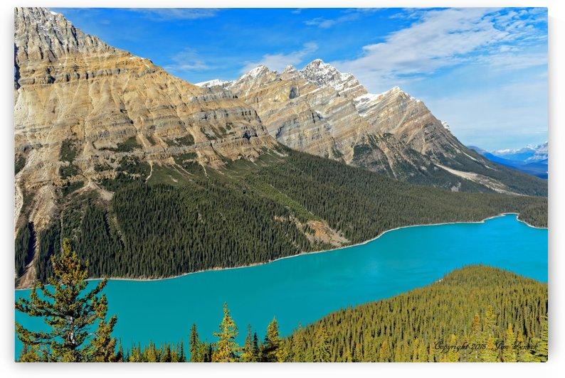 Mountains by Jim Zenock