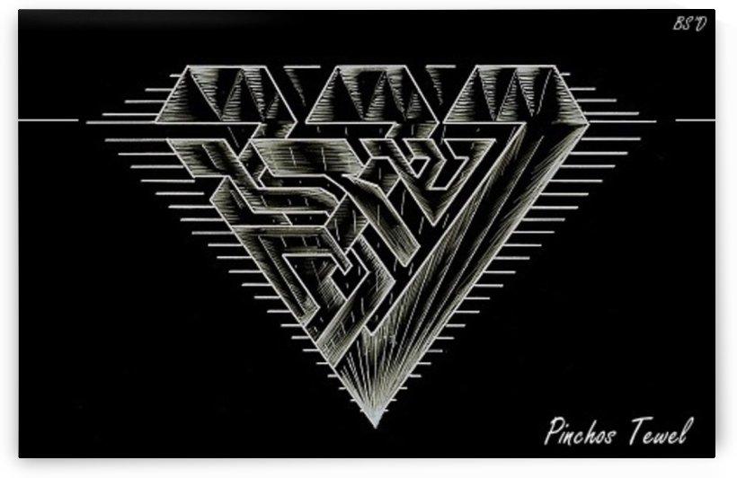 Monogram Art   Diamond AAA  2 by pinchos tewel