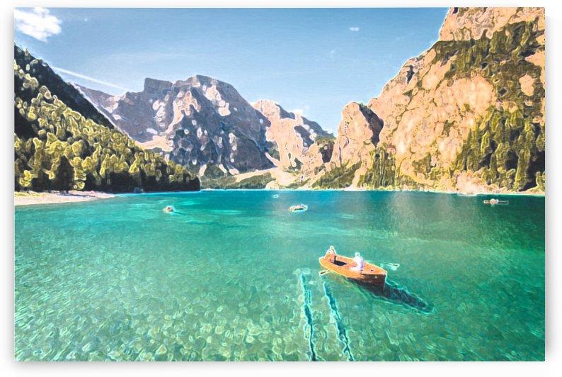 Tropical Paradise by Al Serino