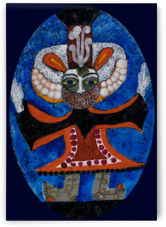 Wizard of Lemuria by Zdenek Krejci