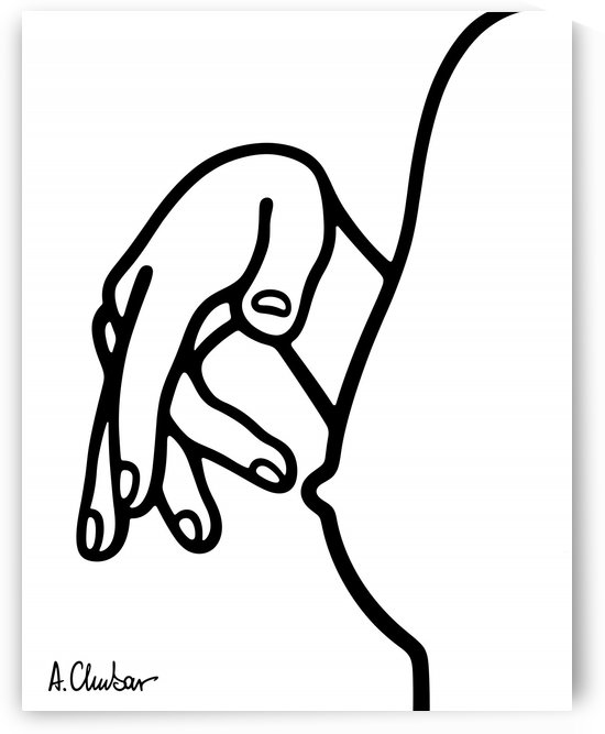 Touch 1 by Alexander Chubar