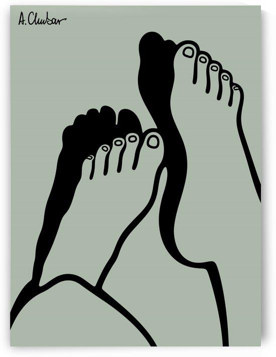 Feet 4.C3 by Alexander Chubar
