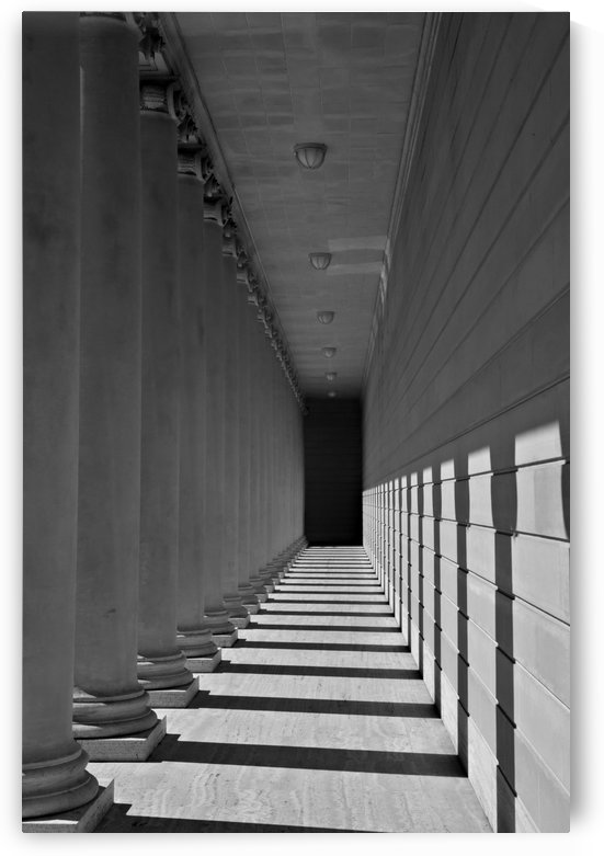 The Corridor by H.Hart Photography