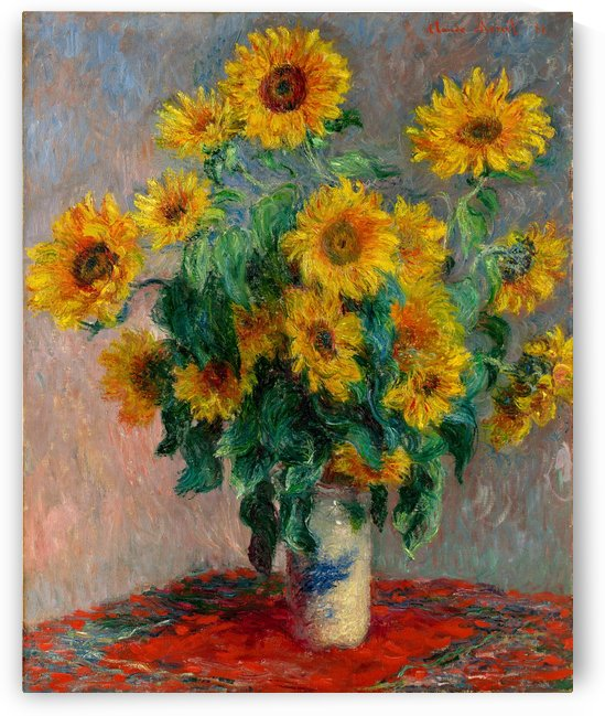 Bouquet of Sunflowers_OSG by One Simple Gallery