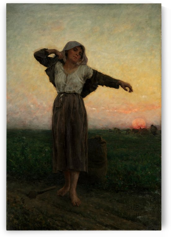 Tired Woman After Work_OSG by One Simple Gallery