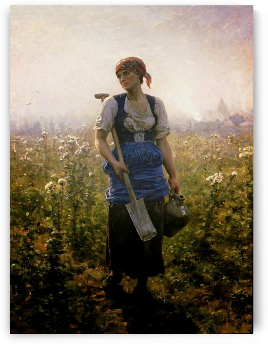 Morning At The Fields_OSG by One Simple Gallery