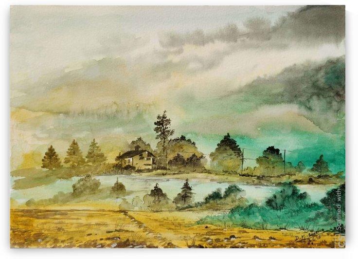 Village_DKS by D K Saxena
