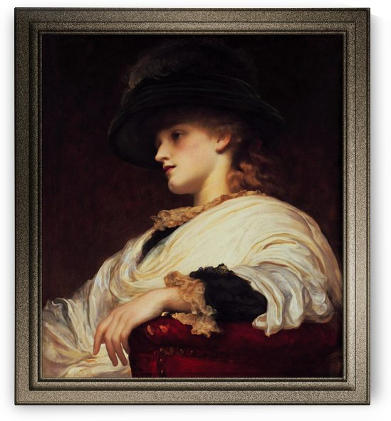 Phoebe by Frederic Leighton by xzendor7
