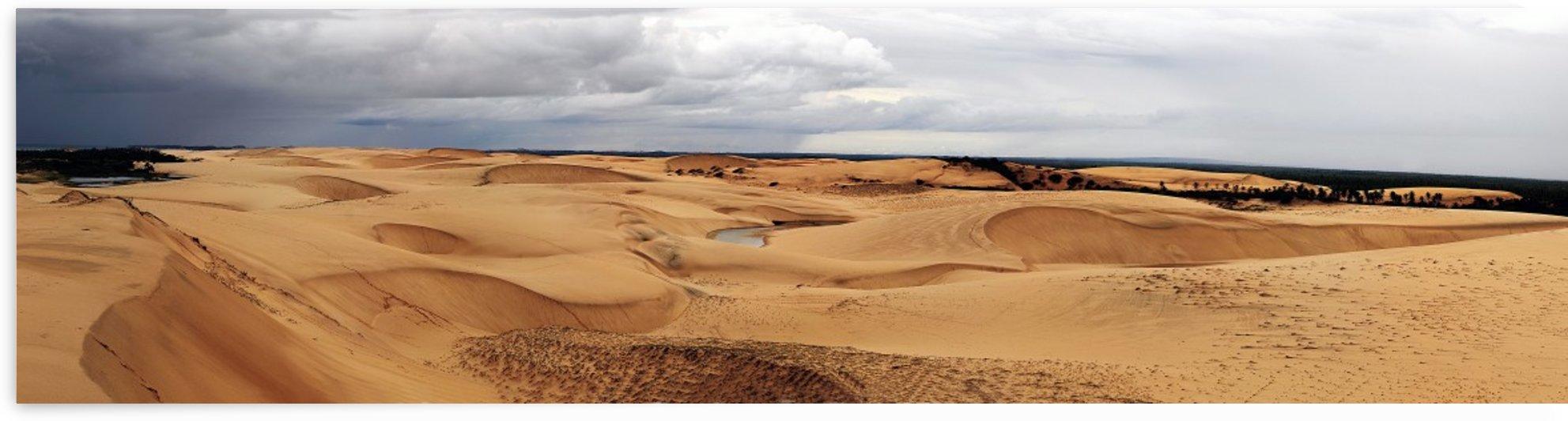 Dunes shorter 01 by Massimo Strino