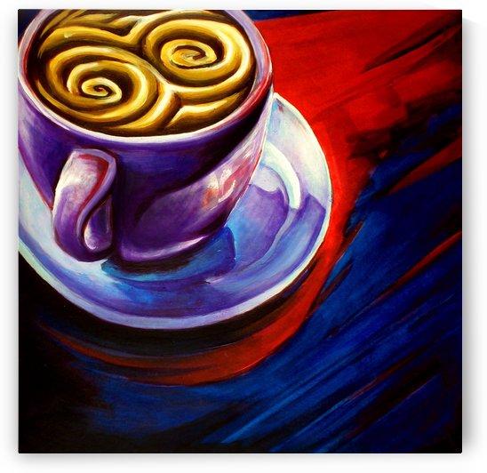 Coffee by Adam Gillespie Artwork