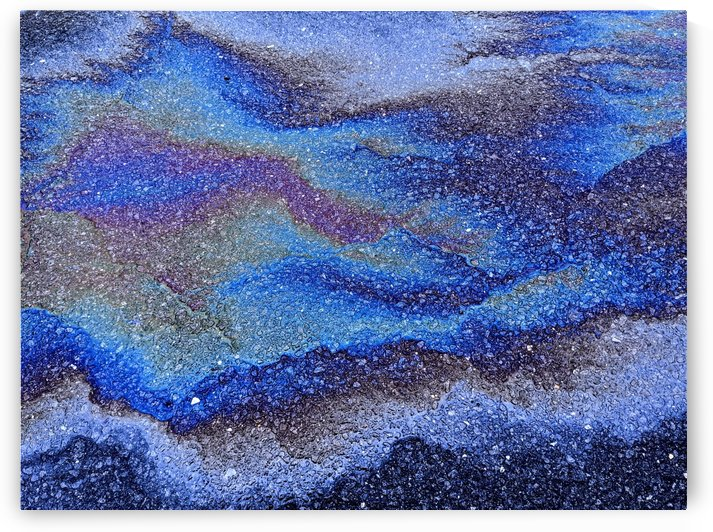 pollution stain by Michael Geyer