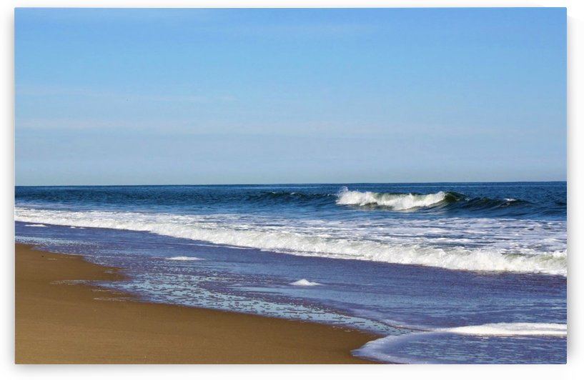 Beach Wave by A_B_Goddess Photography