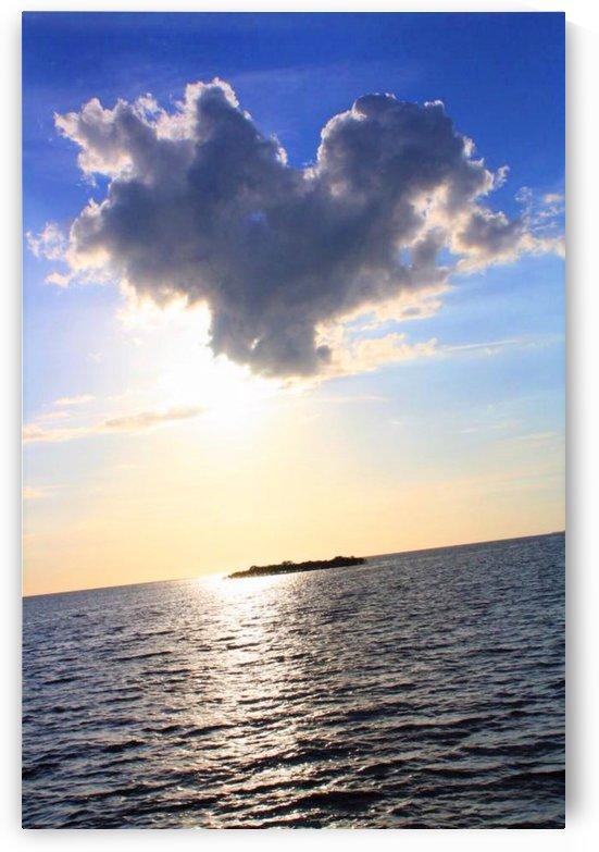 Heart cloud by A_B_Goddess Photography