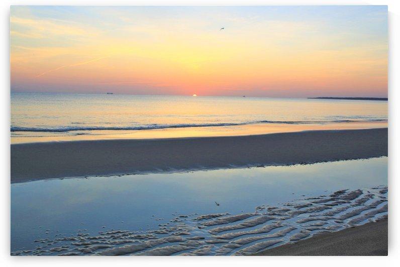 Summer Beach Sunrise by A_B_Goddess Photography