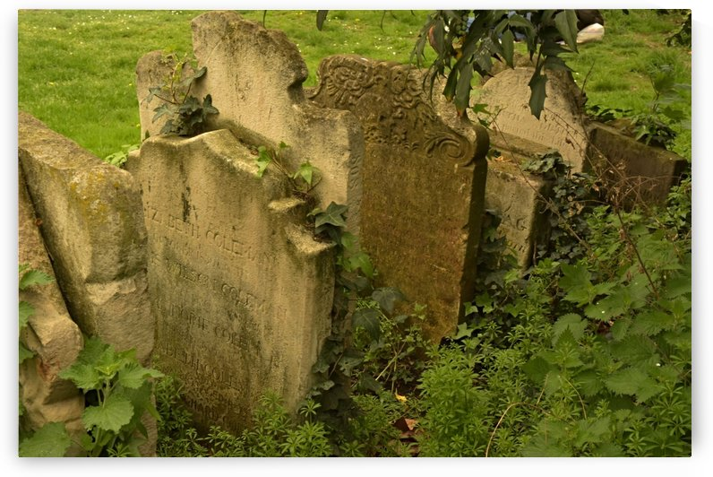 Old Graves by H.Hart Photography