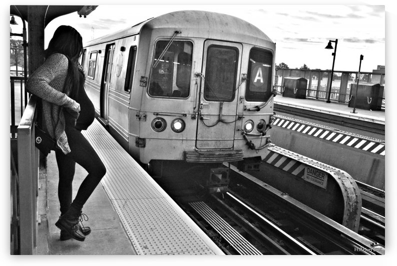 Take The A Train by H.Hart Photography